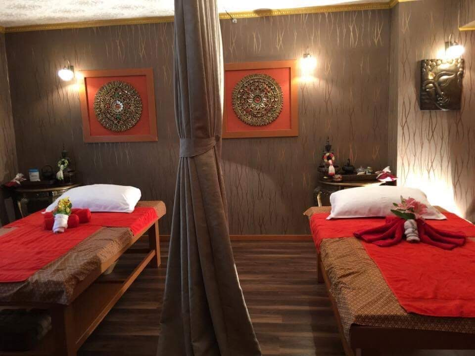 Behandlungsraum Thai-Massage, Wellness & Beauty